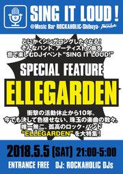 SING IT LOUD! SPECIAL FEATURE ELLEGARDEN
