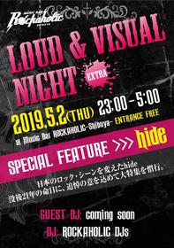 LOUD & VISUAL NIGHT Extra
