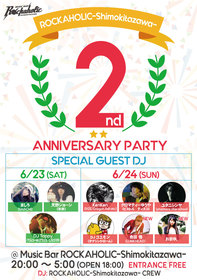 2nd ANNIVERSARY PARTY DAY1