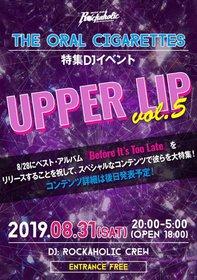 UPPER LIP vol.5