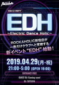 EDH~Electric Dance Holic~