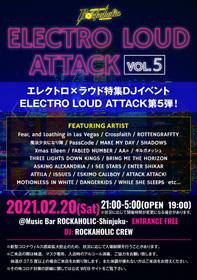 ELECTRO LOUD ATTACK Vol.5